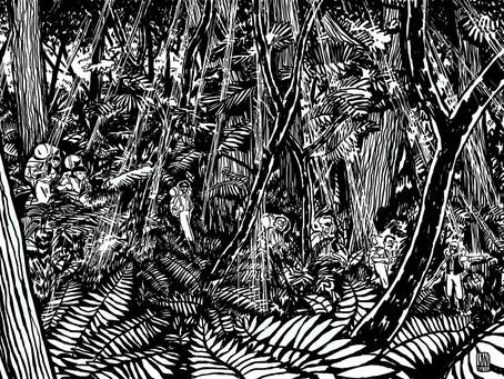 El horror - Q, de Santiago Musetti