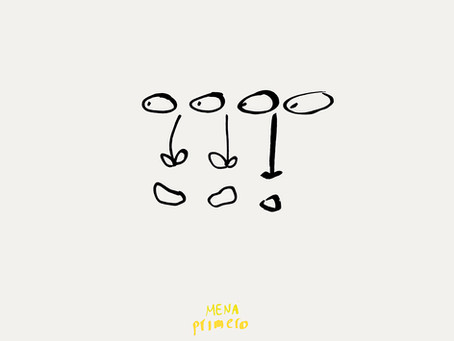Primero, disco debut de Mena