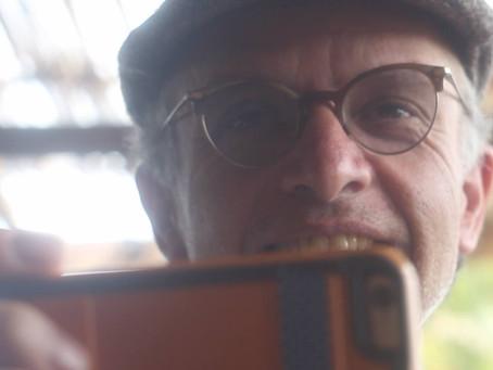 Esperar la ola, una charla con Juan Carlos Rulfo