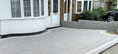The Shed Landscapers Harrow Driveways Drivesetts