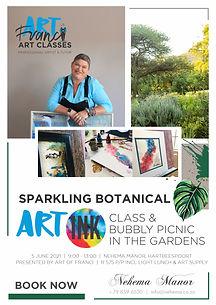 sparkling botanical workshop