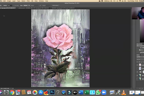 Photoshop editing for Artists
