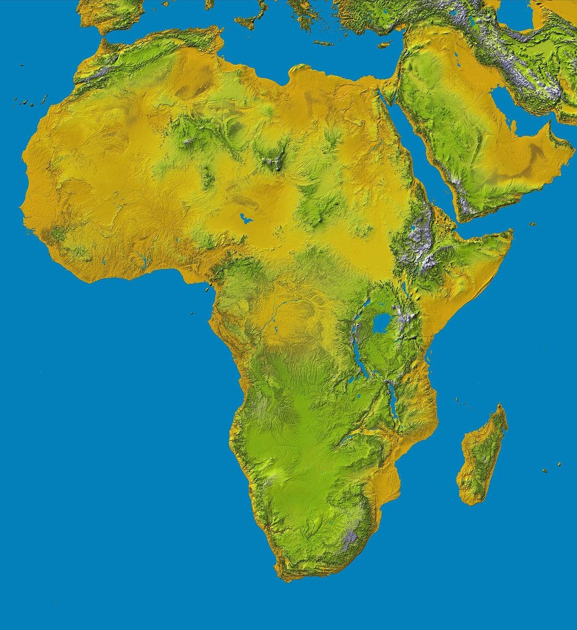 アフリカ序論