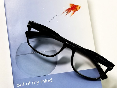 What We're Reading Right Now – Out of My Mind by Sharon Draper