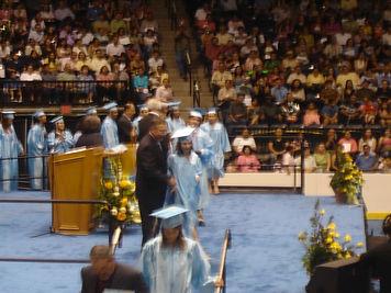 special education graduation