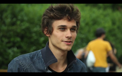 Fabian Wolfrom tournage Feux