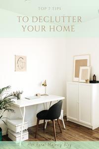 Minimal Bedroom Desk