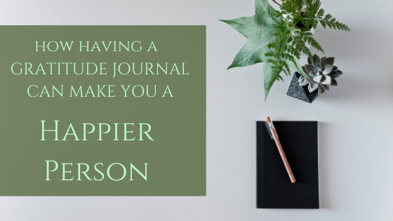 Gratitude Journaling For Happiness