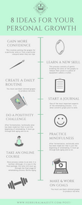 Life Changing Personal Growth Ideas
