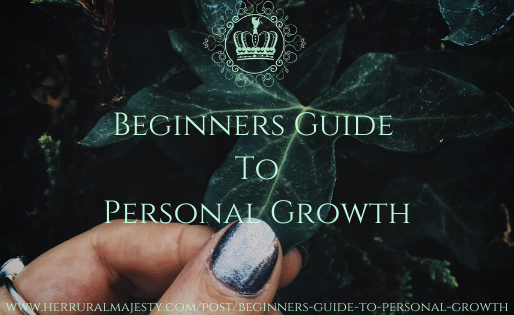 The Beginners Guide To Personal Growth