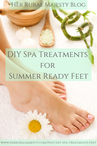 All Natural Foot Remedies