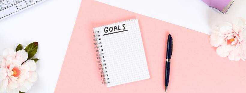 Goal List in Journal