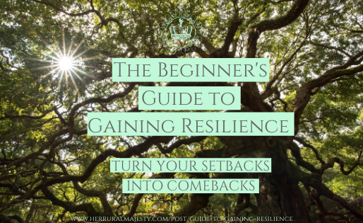 The Beginners Guide To Gaining Resilience!