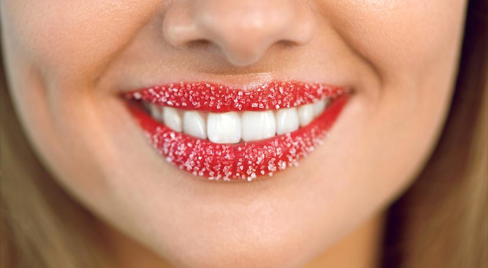 Sugar Lip Scrub