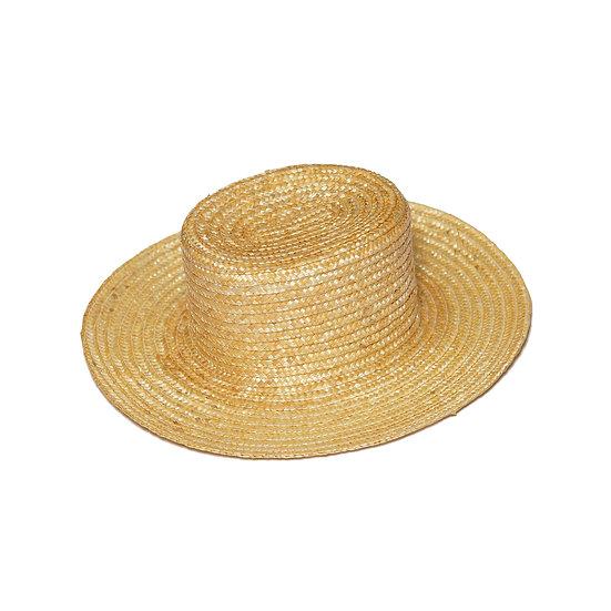 Amish Straw Hat 7 1/2