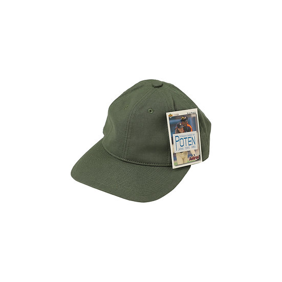 Poten - Khaki Linen Baseball Cap