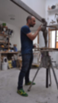 Sculpteur Benjamin Georgeaud