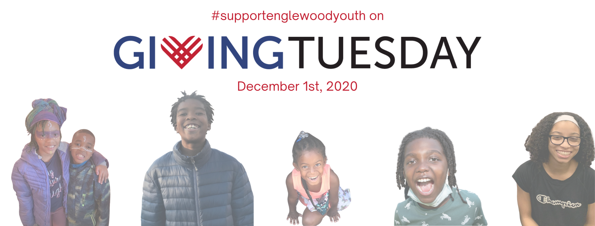 Giving Tuesday It's not just a day, its