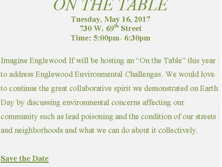 A night to remember : Englewood Environmental Challenges