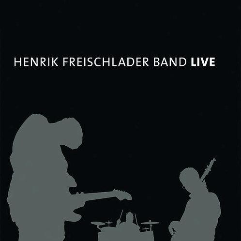 HENRIK FREISCHLADER Live