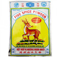 Five spices powder