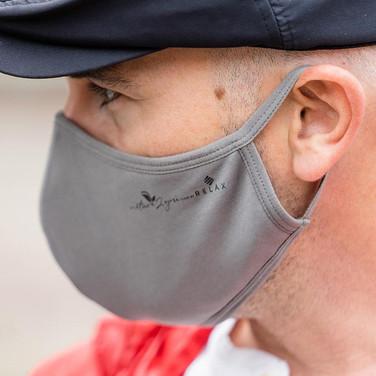 Triple Layer Cotton Face Mask