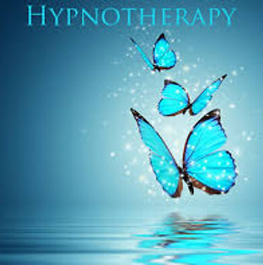 Hypnotherapy Image with Butterflies