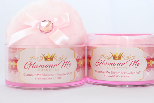 Glamour Me Shimmering Powder (Strawberry)
