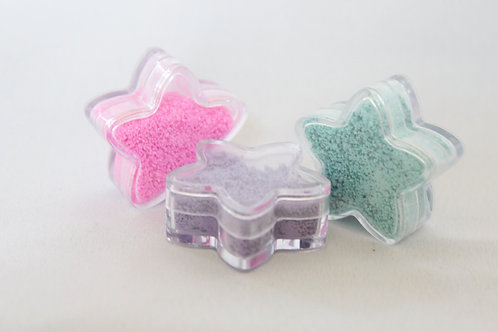 #GlamzieDust Bath Fizzies