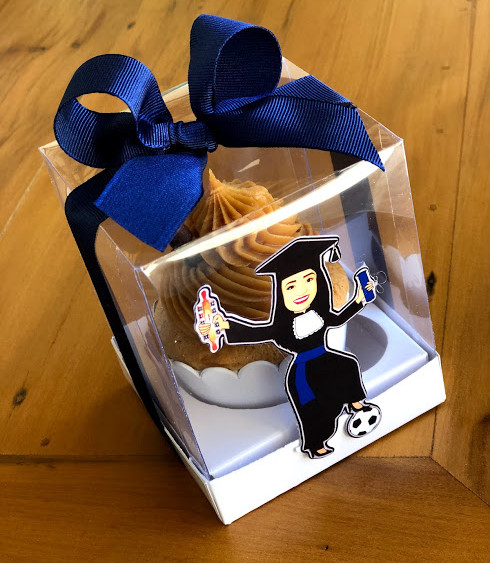 Cupcake caixa