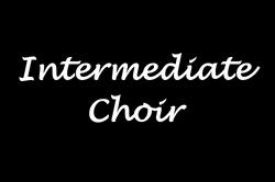 Intermediate Choir