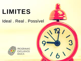 Uma questão de limites para: o ideal, o real e o possível