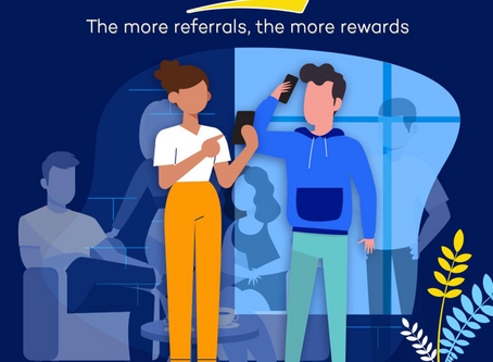Refer-a-friend and earn today with Starpay!