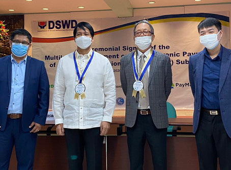 STARPAY DIGITIZES AYUDA FROM DSWD