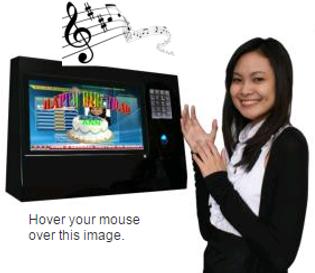 Biometrics Happy Birthday Messaging