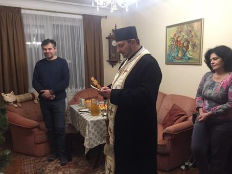 Завершились Йорданські відвідини парафіян