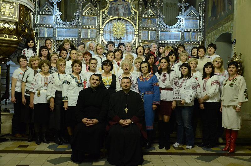 Спільнота Матері в молитві парафії Пресвятої Трійці