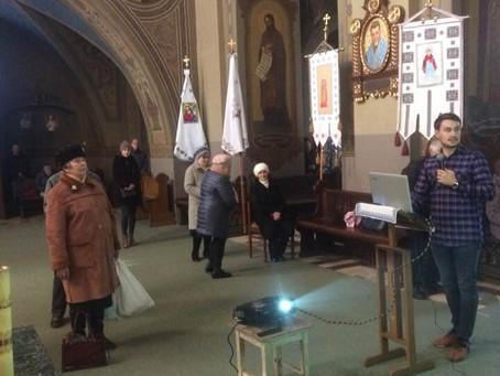 29 листопада у Катедральному соборі відбулася презентація оновленої парафіяльної веб-сторінки
