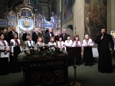 """Відбувся V-й фестиваль церковних хорів """"Ріки води живої"""""""