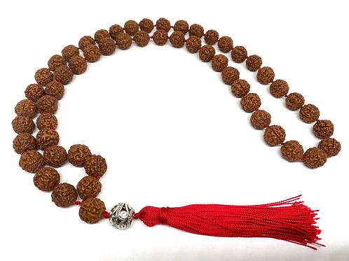 54 Rudraksha Mala Bead
