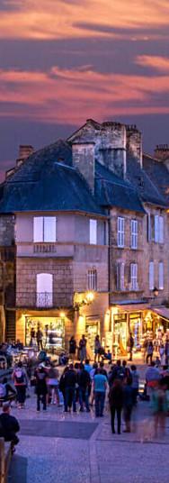 Sarlat: The capital of Périgord noir