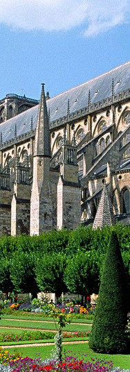 The Cathedral St Etienne