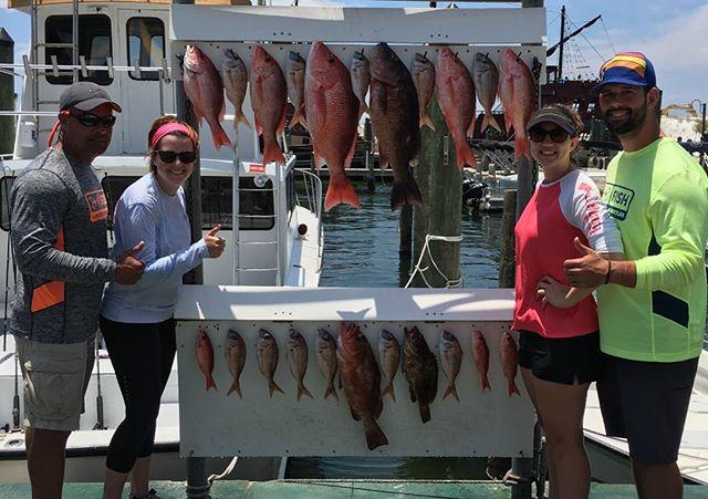 5 Hour Fishing Charter