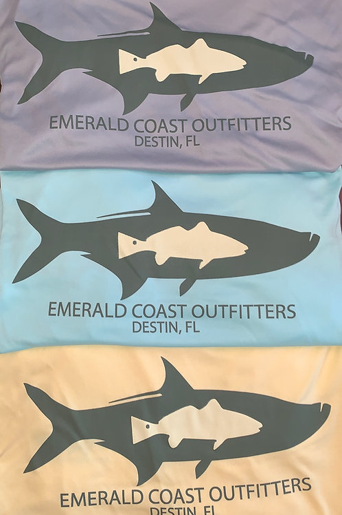 Emerald Coast Outfitters Long Sleeve Performance Tees