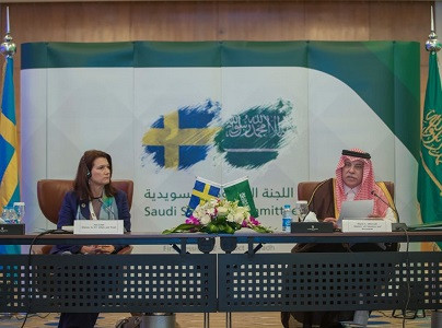 Sweden is Opening Doors for Saudi Entrepreneurs!