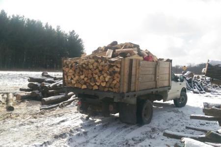 Seasoned Firewood Delivery in Noblesville, Fishers & Carmel