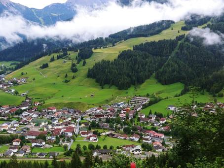 Поход в Альпы