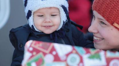 Рождественская помощь