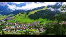 Поход в Альпы 2019