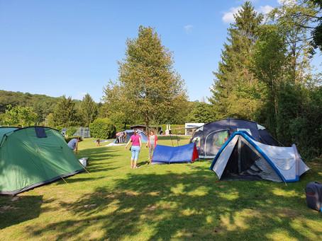 Выезд на палатки 2019